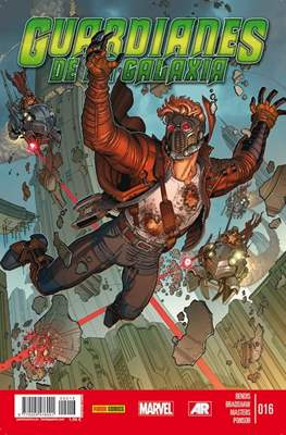 Guardianes de la Galaxia (2013-) (Grapa) #16