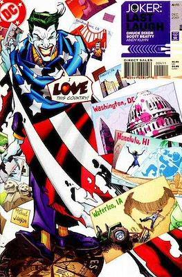 Joker: Last Laugh (Grapa) #4