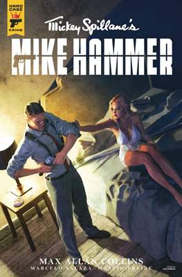 Mike Hammer (Comic Book) #3