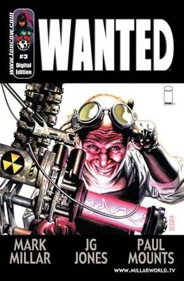 Wanted (Digital) #3