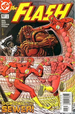 The Flash Vol. 2 (1987-2006) (Comic Book) #187