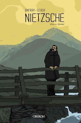 Nietzsche - Crea tu libertad (Cartoné 136 pp) #