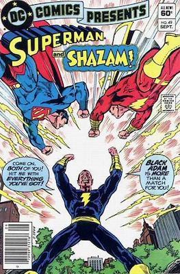 DC Comics Presents: Superman (Grapa) #49