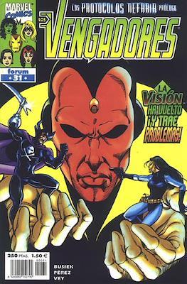 Los Vengadores vol. 3 (1998-2005) (Grapa. 17x26. 24 páginas. Color. (1998-2005).) #31