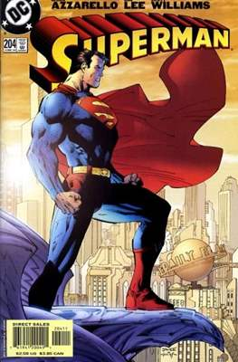 Superman Vol. 2 (1987-2006) #204