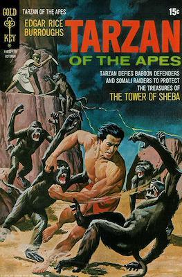 Tarzan (Comic-book) #204