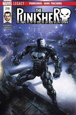 The Punisher Vol. 11 (2017) (Comic-book) #219