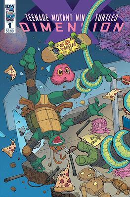 Teenage Mutant Ninja Turtles: Dimension X #1