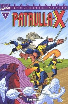 Biblioteca Marvel: Patrulla-X (2000-2001) (Rústica 160 pp) #1