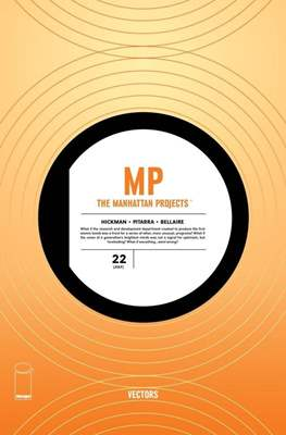 The Manhattan Projects (Comic-book) #22