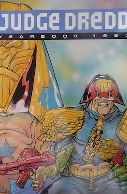 Judge Dredd Yearbook #1993