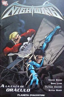 Nightwing (2008) #5