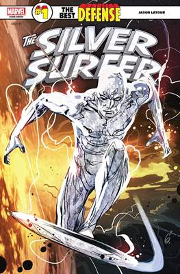 The Silver Surfer: The Best Defense