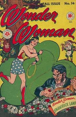 Wonder Woman Vol. 1 (1942-1986; 2020-) #14