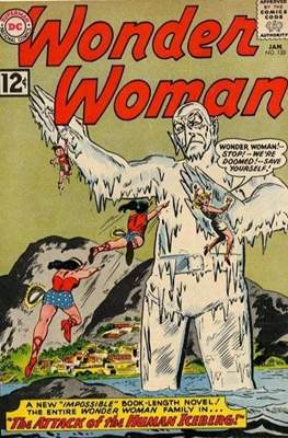 Wonder Woman Vol.1 (1942-1986; 2020-) (Comic Book) #135