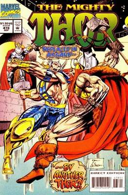 Journey into Mystery / Thor Vol 1 (Comic Book) #478