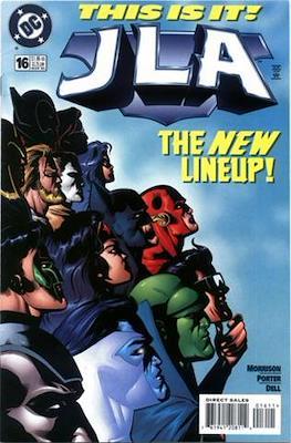 JLA Vol. 1 (1997-2006) (Comic-Book) #16