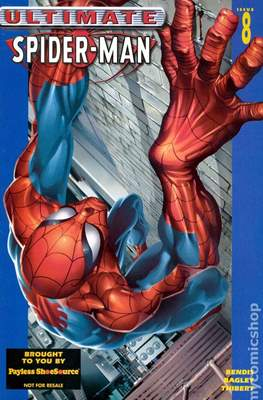 Ultimate Spider-Man (2000-2009 Variant Cover) #8