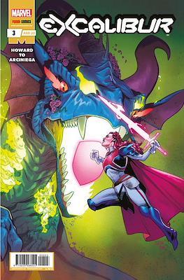 Excalibur Vol. 5 (2020-) (Grapa) #3