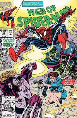 Web of Spider-Man Vol. 1 (1985-1995) (Comic-book) #91