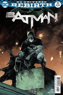 Batman Vol. 3 (2016- Variant Covers) (Comic Book) #33.1