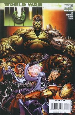 World War Hulk (Comic Book) #4
