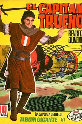 El Capitán Trueno. Album gigante (Grapa 32 pp) #51