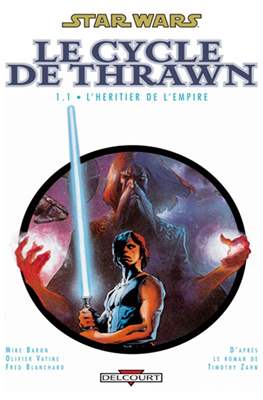 Star Wars. Le Cycle de Thrawn (Cartonné 96-140 pp) #1.1