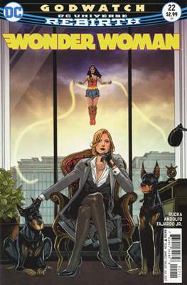 Wonder Woman Vol. 5 (2016-) (Comic book) #22