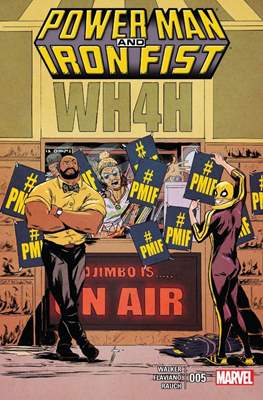 Power Man and Iron Fist Vol. 3 (2016) (Comic Book) #5