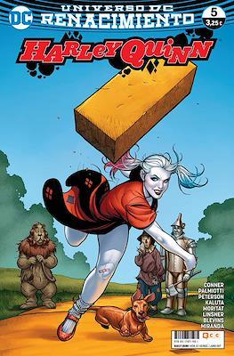 Harley Quinn. Nuevo Universo DC / Renacimiento (Rústica / Grapa) #13 / 5