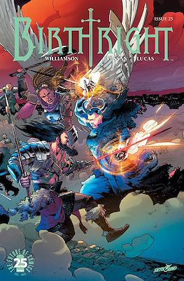 Birthright (Comic-book) #25