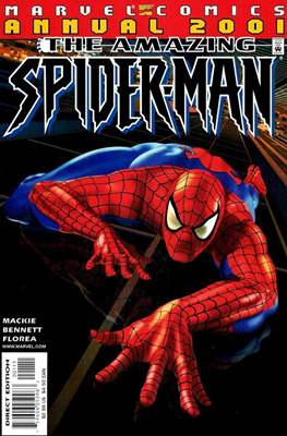 The Amazing Spider-Man Annual (Grapa, 48 págs.) #2001