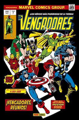Los Vengadores. Marvel Gold. (Omnigold) (Cartoné) #7