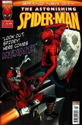 The Astonishing Spider-Man Vol. 3 #3