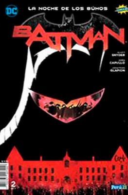 Batman: La noche de los buhos (Grapas) #2