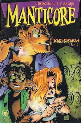 Manticore (Grapa, 28 páginas (1996-1998)) #5