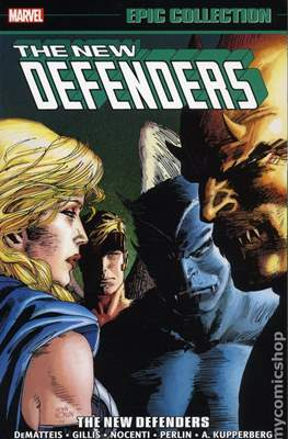 The Defenders Epic Collection (Softcover 440-480 pp) #8