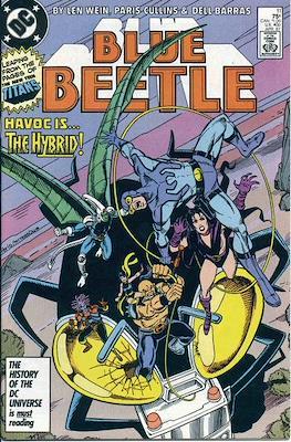 Blue Beetle Vol. 1 #11