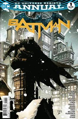 Batman Vol. 3 Annual (2017-)