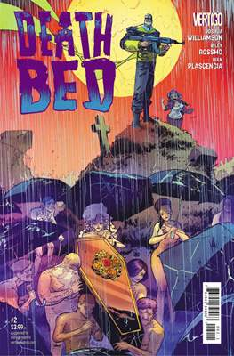 Death Bed (Comic Book) #2