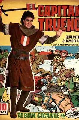 El Capitán Trueno. Album gigante #36