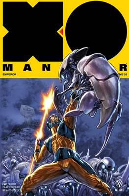 X-O Manowar (2017) (Softcover) #3