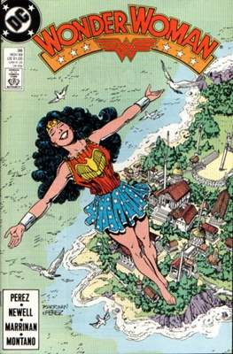Wonder Woman Vol. 2 (1987-2006) (Comic Book) #36