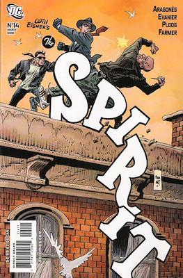 The Spirit (2007-2009) (Saddle-stitched) #14