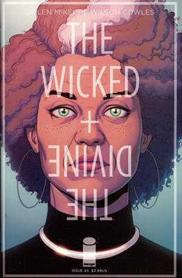 The Wicked + The Divine (Comic Book) #45