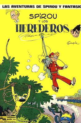 Las aventuras de Spirou y Fantasio #2