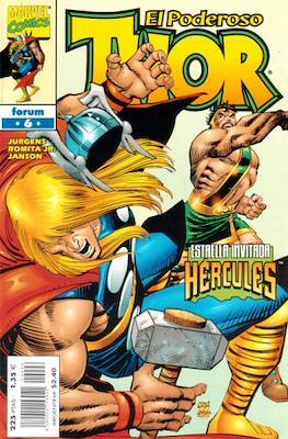El Poderoso Thor (1999-2002) #6