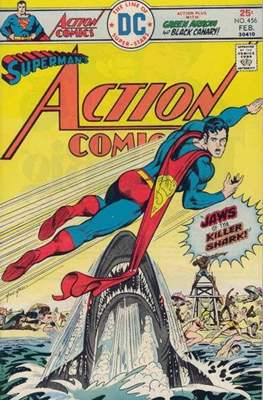 Action Comics Vol. 1 (1938-2011; 2016-) (Comic Book) #456