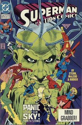 Action Comics Vol. 1 (1938-2011; 2016-) (Comic Book) #675